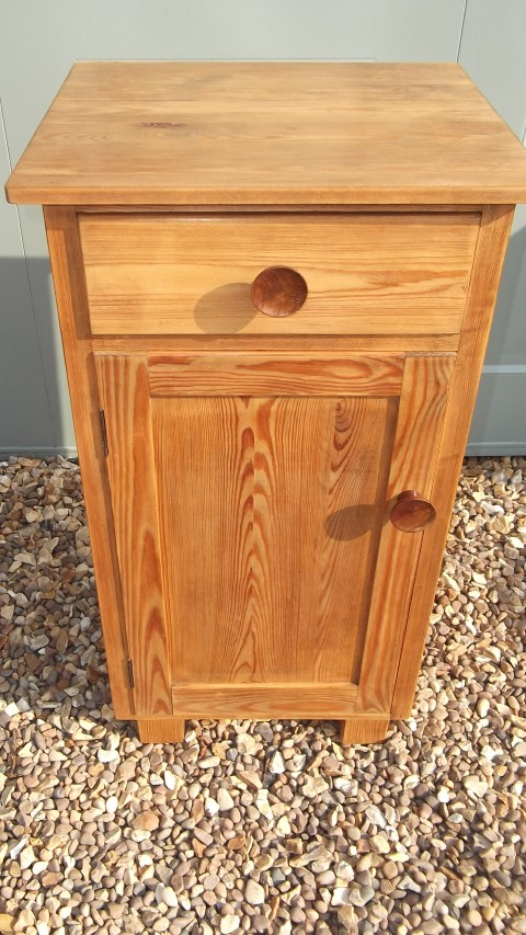 Antique Pine Pot Cupboard (ASM) - Antique Pine Pot Cupboard (ASM) - Hawtum Antiques